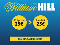 William Hill promoções